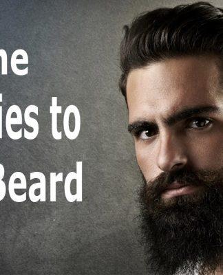 How To Grow Beard Hair Faster In Urdu Best 2017